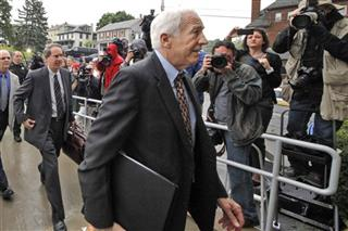 Jerry Sandusky, Joe Amendola