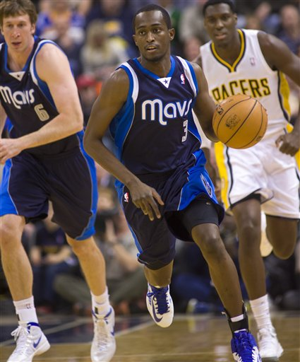 Mavericks Pacers Basketball