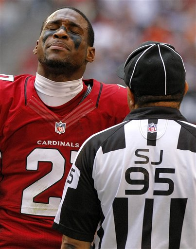 Patrick Peterson, James Coleman