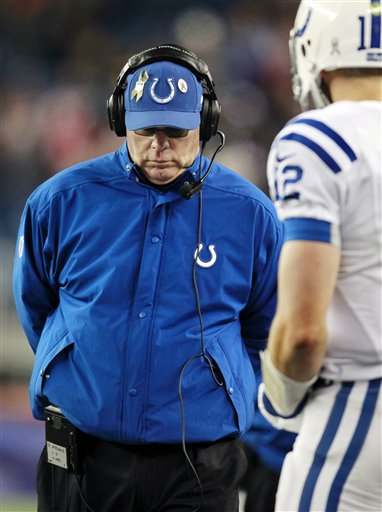 Bruce Arians, Andrew Luck