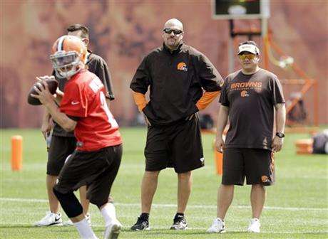 Mike Pettine, Dowell Loggains