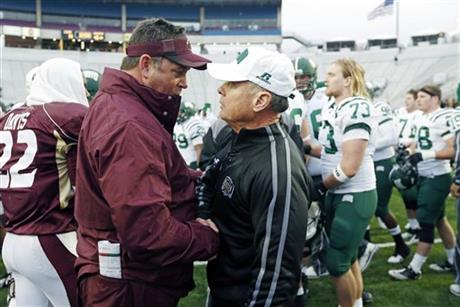 Todd Berry, Frank Solich