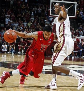 S Alabama Florida St Basketball