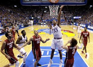 Stanford Kansas Basketball