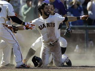Angel Pagan, Andres Torres