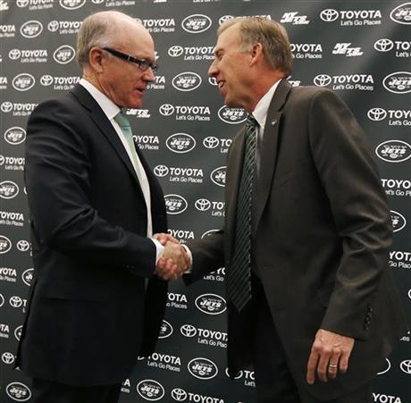 John Idzik, Woody Johnson