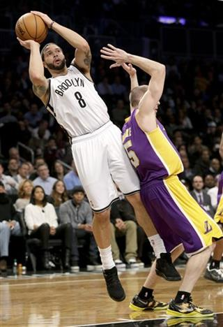 Deron Williams, Steve Blake