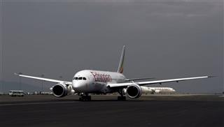 Ethiopia 787 Dreamliner