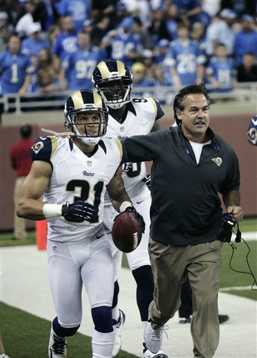 Cortland Finnegan, Jeff Fisher, Kendall Langford