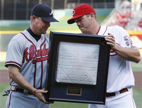 Scott Rolen, Chipper Jones