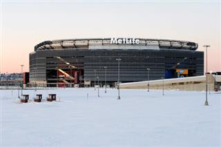 NY NJ Super Bowl Football