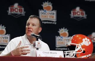 Chad Morris