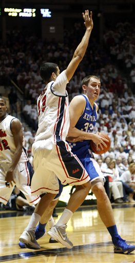 Kyle Wiltjer, Anthony Perez