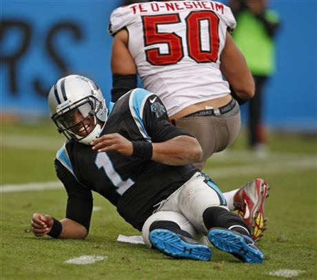 Cam Newton, Daniel Te&#039;o-Nesheim