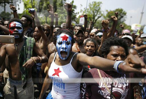 Indonesia Papua Protests