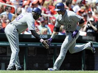 Troy Tulowitzki, Stu Cole