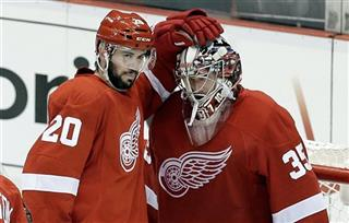 Drew Miller, Jimmy Howard