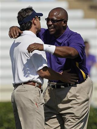 Larry Fedora, Ruffin McNeill
