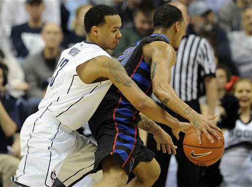 Brandon Young, Shabazz Napier