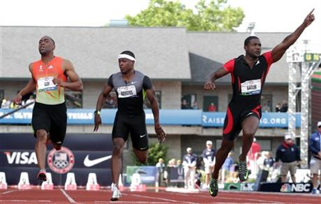 US Track Field Trials
