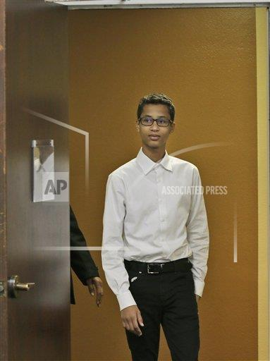 Clock Boy Lawsuit