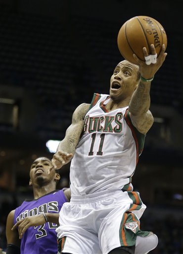 Monta Ellis, Jason Thompson
