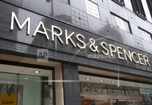 Marks & Spencer financials