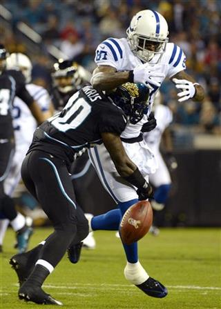 Reggie Wayne, Mike Harris