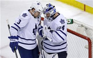 James Reimer, Dion Phaneuf