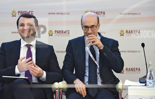 """11th Gaidar Forum """"Russia and the world: challenges of the new decade"""" took place in the Russian Presidential Academy of National Economy and Public Administration (RANEPA). Day One."""