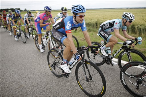 Cycling Tour De France Doping Armstrong