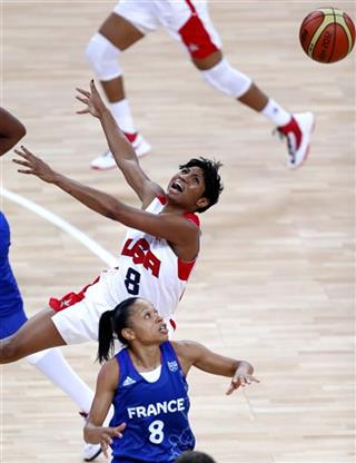 Angel McCoughtry, Edwige Lawson-Wade