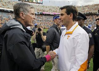 Derek Dooley, Bill Curry