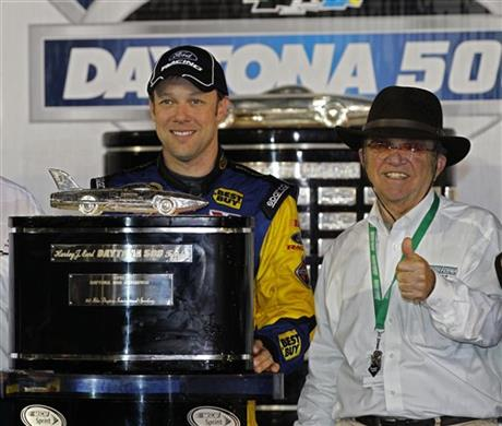 Edsel Ford, Matt Kenseth, Jack Roush