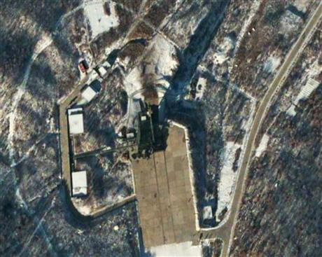 Sohae Satellite Launch Facility, North Korea