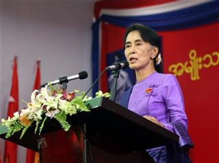 Aung San Suu Kyi