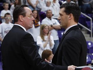 Gregg Marshall, Ben Jacobson 