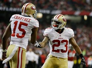 Michael Crabtree, LaMichael James