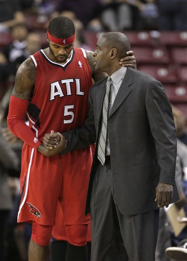 Josh Smith, Larry Drew