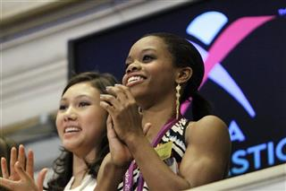 Kyla Ross, Gabby Douglas