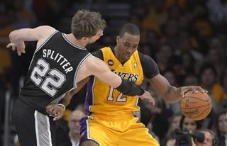 Dwight Howard,Tiago Splitter