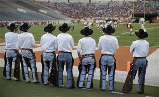 Texas Spring Football