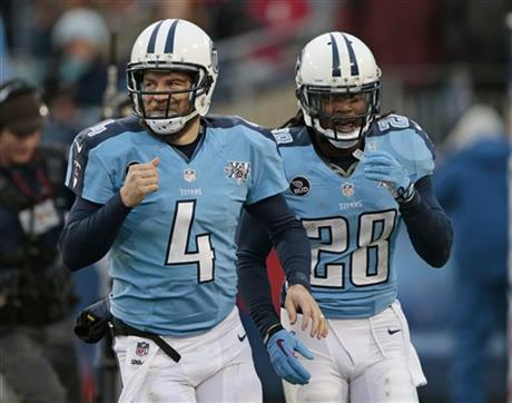 Chris Johnson, Ryan Fitzpatrick