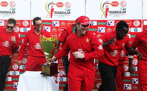 ZIMBABWE SOUTH AFRICA CRICKET
