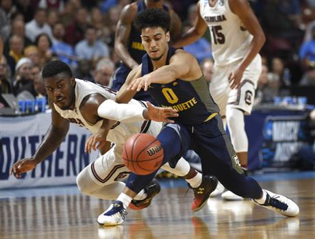 Duane Notice, Markus Howard