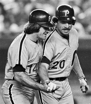 Pete Rose, Mike Schmidt