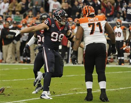 J.J. Watt, Andre Smith