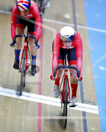 HSBC UK National Track Championships - Day Two - National Cycling Centre