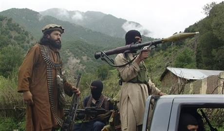 Pakistan Troubled Taliban
