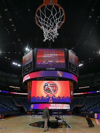 Final Four New Orleans Basketball